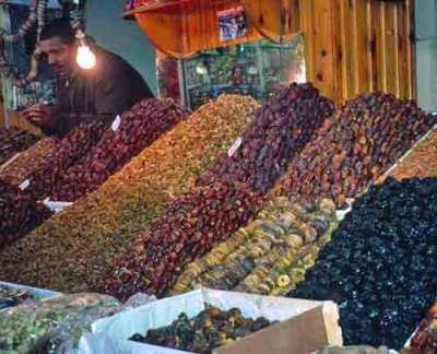 Date Seller, Morocco