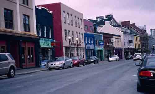 Water Street, St. John's