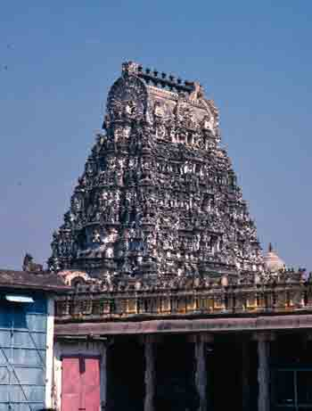 Hindu Temple in Mahabalipuram