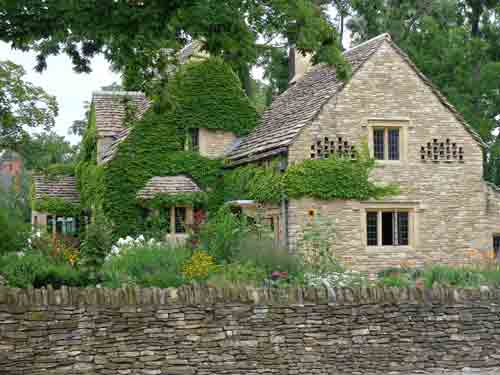 Cotswold Cottage at Greenfield Village