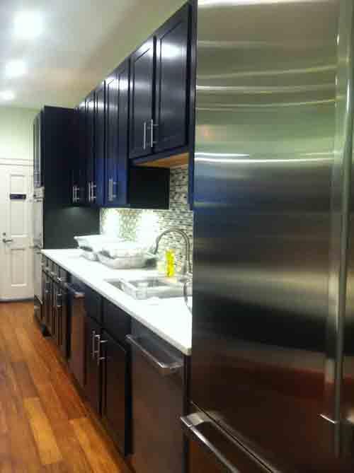 Test and demo kitchen